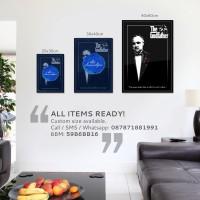 harga Poster Minimalis: The Godfather [40x60cm] Tokopedia.com
