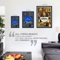 harga Poster Alternatif: The Godfather [40x60cm] Tokopedia.com