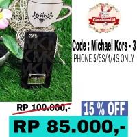 Michael Kors Case - Iphone 4/4S/5/5S