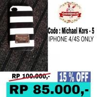 Michael Kors Case - Iphone 4/4S
