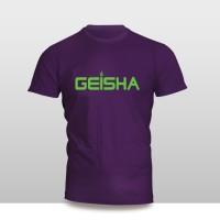 Kaos Baju Pakaian Musik Grup Band Geisha Murah
