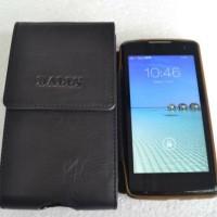 harga Tempat Dompet Sarung Smartphone Tas Hp Full Kulit Asli Pria 5 Inci T01 Tokopedia.com