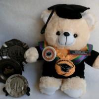 Boneka Wisuda UI Universitas indonesia