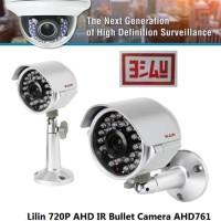 Lilin 720P AHD IR Bullet Camera AHD761