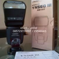 New Flash Yongnuo YN 560 III
