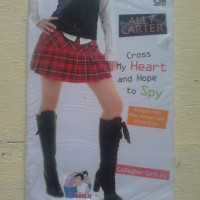 Teenlit Cross My Heart and Hope to Spy - Ally Carter