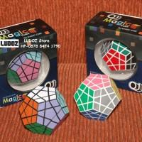 Rubik MEGAMINX QJ8007, ORI-QJ Magic Cube rubik's