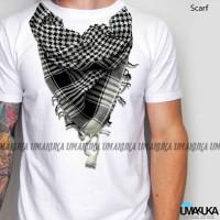 Kaos 3D Umakuka - SCARF ( minimal size L )