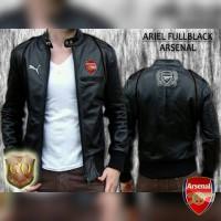 harga Jaket Kulit Ariel Klub Arsenal Type C Tokopedia.com