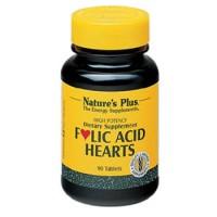 harga Nature's Plus Folic Acid Hearts | Kesuburan, Kehamilan, Asam Folat Tokopedia.com