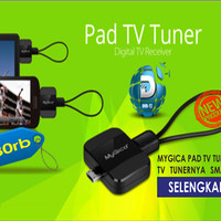 Jual TV Tuner USB digital Android DVB-T2 Black DVB T2 televisi mudah murah Murah