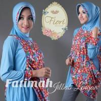 Jual jilbab lengan , baju muslim include jilbab bahan jersy tebal Murah