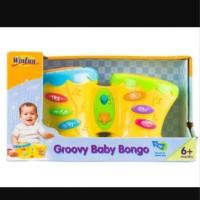 mainan anak winfun groovy baby bongo