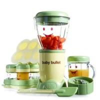 Baby Bullet Blender Bayi Set 20 in 1 Food Processor