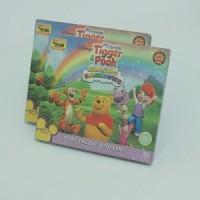 My Friends Tigger & Pooh : Chasing Rainbows [VCD] Original Movie Film