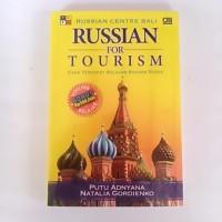 harga Russian for Tourism: Cara Tercepat Belajar Bahasa Rusia Tokopedia.com