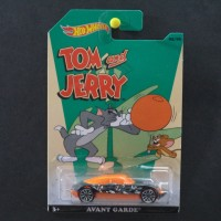 HOTWHEELS TOM & JERRY AVANT GARDE