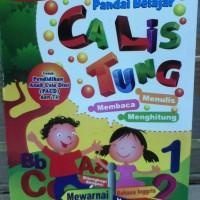 Buku Anak PAUD dan TK, belajar Membaca, Menulis, Menghitung