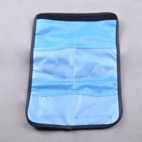 4 Pockets Black Filter Wallet Case for 49mm-82mm Tianya/Cokin P filter