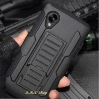 Lg Nexus 5 D820 - Future Armor Hardcase Belt With Holster