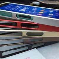 Sony Xperia Z3 Compact Bumper Bazzel Alumunium Case
