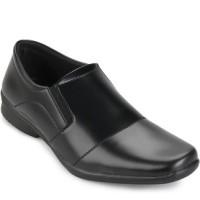 harga Sepatu Pantofel Kerja Pria Kulit Big Size 44,45,46 Utk Formal Dn Pesta Tokopedia.com