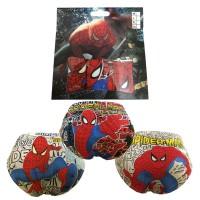 Bananana - Underwear Anak Karakter Set Pieces Spiderman - Multicolor