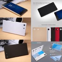 harga Hardcase Nillkin Shield Hard Cover Casing Case Sony Xperia M5 / Dual Tokopedia.com