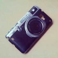 Camera Fujifilm Samsung Galaxy Note 1 Cover Hard Case
