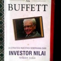 buku bisnis SUKSES INVESTASI ALA BUFFET