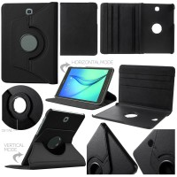 Rotary Leather Flip Case Casing Samsung Galaxy Tab S2 8 Inch T710 T715