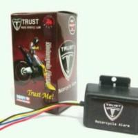 Alrm Motor Trust-alarm Motor - Trust - Anti Maling Motor- Anti Maling
