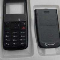 Casing Huawei Esia C2601 hitam merk Royal