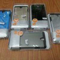 Slim Armor Hard Soft Cover Casing Case Oppo Find 5 Mini (r827) New