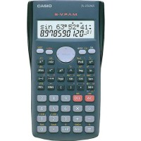 Kalkulator `CASIO FX-350MS - Scientific Kalkulator