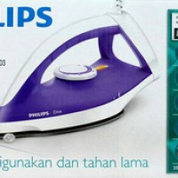 Setrika Philips Diva GC122 Pillip Diva GC122