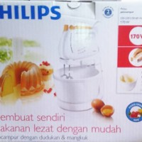 harga Stand Mixer Philips HR 1538 ,  Mixer Philip HR 1538, HR1538 Tokopedia.com