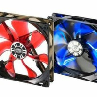 Cooler system - Cooler Master - Xtra-Flo 120 PWM (Blue/Red)