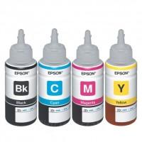 Epson tinta printer Original/Refill Epson T664 (paket 4 Pcs)