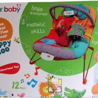 harga Deluxe Music And Vibrating Baby Bouncer - Sugar Baby Tokopedia.com