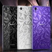 Screen Protector Film 3D Diamond Sony Xperia Z1 (Front + Back)