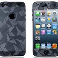 Screen Protector Film 3D Diamond iPhone 5 / 5s (Front + Back)