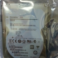 "HARDDISK LAPTOP 500GB SATA BARU (Hdd / hardisk Notebook 500 Gb 2.5"")"