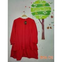 Klausa Collection IMA 02 Red