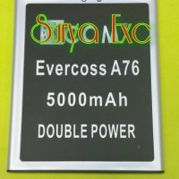 harga Baterai Battery Evercoss Winner Y A76 Double Power Tokopedia.com