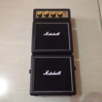 Marshall MS4 Micro Stax Mini Guitar Amplifier