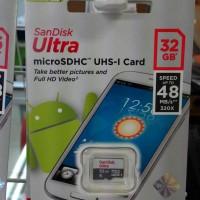 Sandisk Memori Micro SD 32Gb