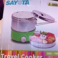 Sayota Travel Cooker / Panci Listrik Serbaguna