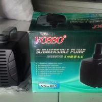 harga Vosso Vs 805 - Mesin Pompa Filter Aquarium / Aquascape / Kolam Ikan Tokopedia.com