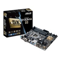 Asus B150M-A D3 (LGA1151,B150, DDR3)
